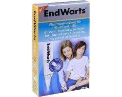 Meda EndWarts Pen Αποτελεσματικό Τοπικό Διάλυμα σε Στυλό για τη Θεραπεία των Μυρμηγκιών για τα Χέρια & τα Πόδια, 1 τεμάχιο / 30 εφαρμογές