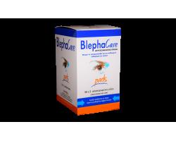 Blephacare Αποστειρωμένες Γάζες για τον καθαρισμό των ματιών  60 τμχ