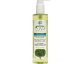 Olivia by Papoutsanis 3 In 1 Face Cleanser Foam Gel, Τζελ Καθαρισμού/Ντεμακιγιάζ Προσώπου 300ml