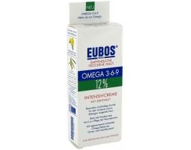 Eubos Omega 3-6-9 Lipo Active Lotion Defensil Πλούσιο Καταπραϋντικό Γαλάκτωμα Σώματος με Ωμέγα Λιπαρά Οξέα, για το Ξηρό, Ευαίσθητο με τάση για Έκζεμα & Eρυθρότητα Δέρμα, 200 ml