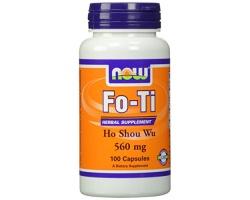 Now Foods FoTi 560 mg (Ho Shou Wu), Συμπλήρωμα από το Τονωτικό Βότανο Fo-Ti, γνωστό από την Παραδοσιακή Κινέζικη Ιατρική, για Ενέργεια, Αποτοξίνωση & Τόνωση του Οργανισμού 100 caps ΗΜΕΡ.ΛΗΞΕΩΣ 11/2019