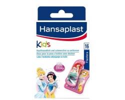Hansaplast Junior Disney Μικρές πριγκίπισσες 16 τεμάχια