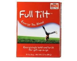 Now Foods Full Tilt Energy,  Μείγμα βοτάνων για Ενέργεια & Ευεξία 24 φακελάκια