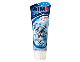 AIM Παιδική Οδοντόκρεμα προστασία των δοντιών, για παιδιά ηλικίας 7 έως 13 ετών 75ml
