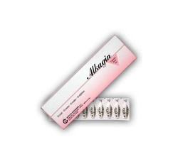 Epsilon Health Alkagin Κολπικά υπόθετα με Καταπραϋντική, Προστατευτική & Αναζωογονητική Δράση 10τμχ
