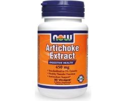 Now, Artichoke Extract, Συμπλήρωμα από Αγκινάρα, 450 mg, 90 vcaps