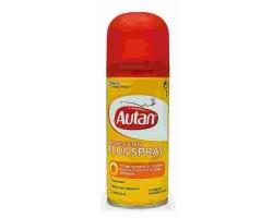 Autan, Protection Plus Spray, Απωθητικό Σπρέι για Κουνούπια, Μύγες & Τσιμπούρια, 100 ml