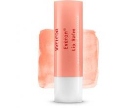 Weleda Everon Περιποίηση Χειλιών, Προστατεύει & περιποιείται τα ευαίσθητα χείλη, με SPF 4,  4 gr
