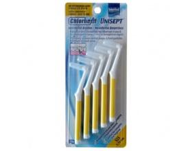 Intermed, Chlorhexil, Interdental Brushes, Μεσοδόντια βουρτάσκια καθαρισμού με λαβή, SSS 0,7mm, 5 τμχ