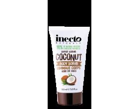 Inecto Coconut Body Scrub Απολέπιση σώματος με άρωμα καρύδας 150 ml