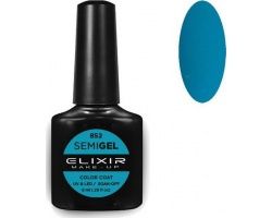 Elixir, semigel, uv/led, Ημιμόνιμο βερνίκι no852, 8ml