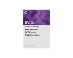 Eviol, Brain Function, Ισχυρή Φόρμουλα για την Καλή Μνήμη & Πνευματική Απόδοση, 30 caps