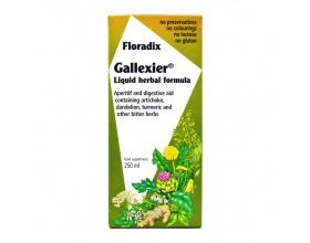 Power Health Floradix Gallexier Πεπτικό Βοήθημα σε Πόσιμο Διάλυμα, με Αντιοξειδωτική Δράση, δρα ως Πεπτικό & Ορεξιογόνο Βοήθημα 250ml