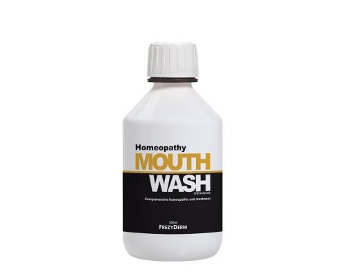 Frezyderm, Homeopathy Mouthwash, Στοματικό Διάλυμα Κατάλληλο για Ομοιοπαθητική, 250ml
