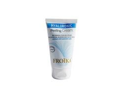 FROIKA HYALURONIC Peeling Cream, Κρέμα peeling προσώπου, 75ml
