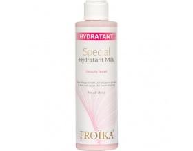Froika Special HYDRATANT Milk, Ενυδατικό Γαλάκτωμα Καθαρισμού & Ντεμακιγιάζ, 200ml