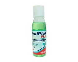 FROIKA Froiplak Plus, Στοματικό διάλυμα χλωρεξιδίνη 0,20%, ξυλιτόλη 3% κατά της μικροβιακής πλάκας και του ερεθισμού των ούλων 250ml