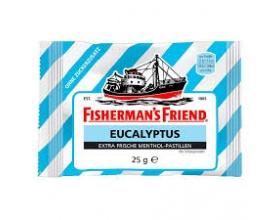 FISHERMAN'S FRIEND Original No Sugar γαλάζιο 25g