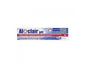 Aloclair Gel Στοματική Γέλη που σχηματίζει ένα αόρατο προστατευτικό φιλμ που προσφέρει άμεση ανακούφιση από τον πόνο, 8ml