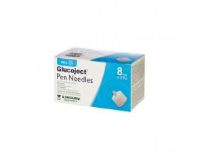 A.Menarin Glucoject Pen Needles 31G 8mm 100τμχ