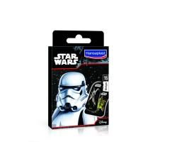 Hansaplast Star Wars Αυτοκόλλητα Επιθέματα, για την Κάλυψη & Προστασία των Τραυμάτων & Πληγών 16 strips