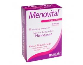 HealthAid MENOVITAL Φροντίδα για την εμμηνόπαυση, 60tabs