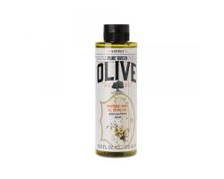 Korres, Pure Greek Olive Shower Gel Bergamot, Αφρόλουτρο με Άρωμα Περγαμόντο, 250ml