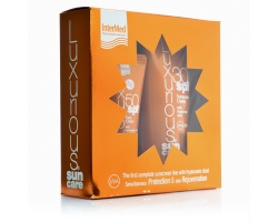 Intermed Luxurious Promo, Face Cream SPF50 75ml & Body Sunscreen Cream SPF30 200ml Αντιηλιακή Προσώπου & Σώματος