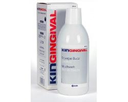 Kin KinGingival Mouthwash Στοματικό Διάλυμα για τη Φροντίδα των Ευαίσθητων Ούλων,  βοηθά στη Μείωση της Πλάκας, δρα κατά της Τερηδόνας & μειώνει την Κακοσμία του Στόματος 250 ml