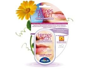 Master Aid Herpes Patch  Υδροκολλοειδές επίθεμα για την υποβοήθηση της θεραπείας του έρπη, 15τεμ.