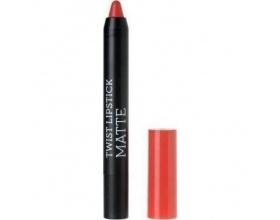 Korres, Twist Lipstick Matte Tempting Coral, Κραγιόν για Ματ Αποτέλεσμα και Απόλυτη Άνεση, 1,5g