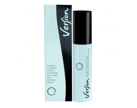 Version Oxygen Complex Cream Complete Coverage Skin Healing Beige Καλυπτικό Makeup Για Ευαίσθητες Επιδερμίδες 20ml