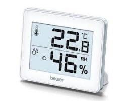 Beurer HM 16 Θερμόμετρο & Υγρόμετρο Δωματίου, 1 τεμάχιο