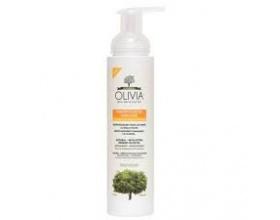 Olivia by Papoutsanis Foaming Soap L.Verbena, Αφρίζον Σαπούνι Καθαρισμού για Χέρια με Ελιά & Λουίζα, 265ml