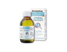 Curaprox Curasept Ads 205 Στοματικό Διάλυμα 0.05% CHX +0,05% , Ιδανικό για όλους τους Ασθενείς με τάση προς Ουλίδα ή Περιοδοντίτιδα 200 ml