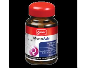 Lanes MenoAde Συμπλήρωμα διατροφής με βιταμίνες, μέταλλα και φυτικά συστατικά για την γυναίκα 30 ταμπλέτες