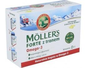 MOLLER'S Forte Omega-3, 150caps