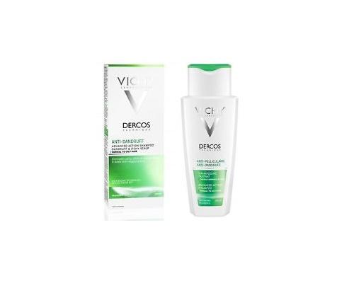 Vichy Dercos Anti-Dandruff Αντιπυτιριδικό Σαμπουάν για Ξηρά Μαλλιά, για Άνδρες & Γυναίκες με Συμπτώματα Πιτυρίδας & Κνησμού 200ml