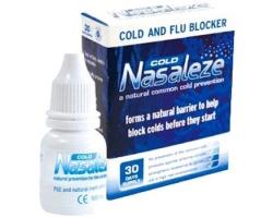 Nasaleze Cold 500mg, Προλαμβάνει και εξουδετερώνει τα κρυολογήματα