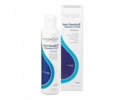 TARGET Hydrovit Anti-Dandruff Shampoo κατά της πιτυρίδας (πιτυρόσπορου), του κνησμού και της ξηροδερμίας 150ml