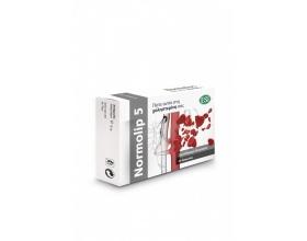 Esi Normolip 5 Συμπλήρωμα Διατροφής για Φυσιολογικά Επίπεδα Χοληστερόλης 30caps