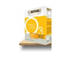 Ambitas F Ective Essential Nutrients Συμπλήρωμα διατροφής για την Καρδιά & κυκλοφορικό  Ωμέγα 3 30tabs