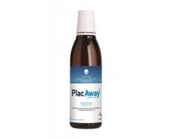 Plac Away Thera Plus, Στοματικό διάλυμα με διγλυκονική χλωρεκιδίνη 0,12% και υαλουρονικό οξύ 0,05% 250ml