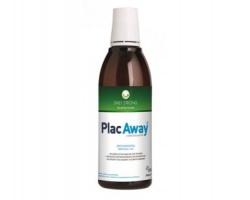 Plac Away, Daily Strong, Δυνατό Στοματικό Διάλυμα με Δροσερή Γεύση Δυόσμου, 500ml
