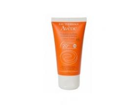 Avene High Protection Cream SPF20, Αντιηλιακή κρέμα με υψηλή προστασία του ευαίσθητου ξηρού δέρματος 50ml