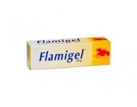 Olvos Flamigel 50g, Για την αντιμετώπιση επιφανειακών εγκαυμάτων και μικρών εγκαυμάτων