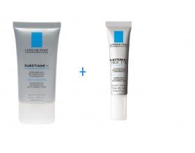 La Roche Posay Substiane κρέμα προσώπου 40ml + Substiane Eye Cream 15ml, Συνδυασμός περιποίησης για την αντιμετώπιση των ρυτίδων και της χαλάρωσης