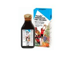 Power Health Floradix Kindervital 250ml, Συμπλήρωμα Διατροφής με Ασβέστιο & Βιταμίνες για παιδιά