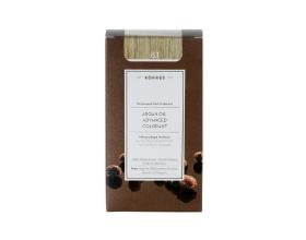 KORRES 8.1 Βαφή Μαλλιών με Έλαιο Argan & φυτική Κερατίνη, ΞΑΝΘΟ ANOIKTO ΣΑΝΤΡΕ, 50ml