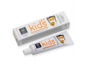 APIVITA Παιδική Οδοντόκρεμα με ρόδι & πρόπολη 50ml